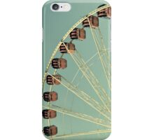 Vintage Ferris Wheel Retro iPhone iPod Case iPhone Case/Skin