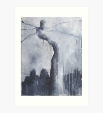 Nocturn 34: Naqoy, the Dreamer Art Print