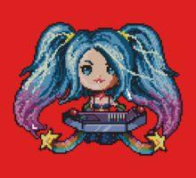 Arcade Sona - Pure Pixel Power Kids Clothes