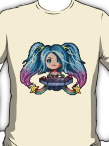 Arcade Sona - Pure Pixel Power T-Shirt