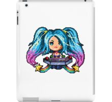 Arcade Sona - Pure Pixel Power iPad Case/Skin