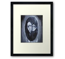 Nocturn 28: Treasures in the Attic Framed Print