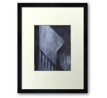 Nocturn 27: Five o' Clock Framed Print