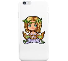 Pixel Sona, Muse Of The Strings iPhone Case/Skin