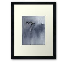 Nocturn 20: the Thing in the Basement Framed Print