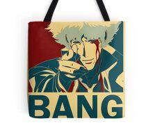 Bang - Spike Spiegel Tote Bag