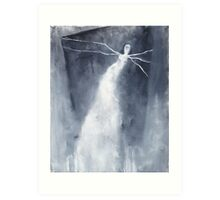 Nocturn 14: Chimaera Art Print