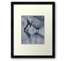 Nocturn 13: the Ghost of the Secret Passage Framed Print