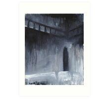 Nocturn 12: Eleven o' Clock Art Print