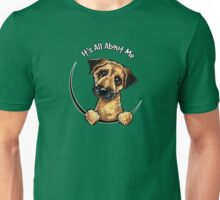 Border Terrier :: Its All About Me Unisex T-Shirt