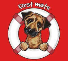 Border Terrier :: First Mate Kids Clothes