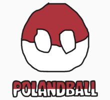 Polandball Shirt by Hamburgers French Fries