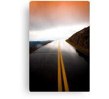 Road to Explore Canvas Print
