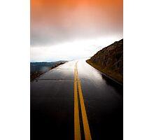 Road to Explore Photographic Print