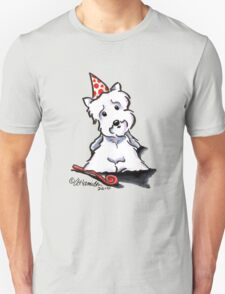 Westie Party Animal Unisex T-Shirt