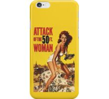 Vintage Movie Poster iPhone iPod Case iPhone Case/Skin