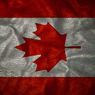 Canadian Flag by Johan nordholm