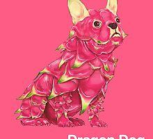 Dd - Dragon Dog // Half Dog, Half Dragon Fruit by bkkbros