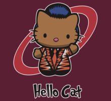 Red Dwarf Cat Kat by HiKat