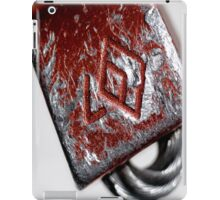 Climbing Nut iPad Case/Skin