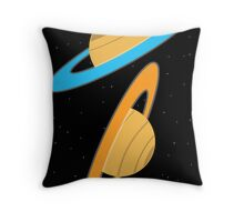Now you're thinking with planets! Throw Pillow