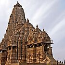 Kandariya Mahadeva Temple (Khajuraho) by Chandra Kuchibhotla