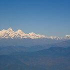 Everest and The Himalaya by lanesloo