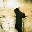 The Western Wall by ConsHugs