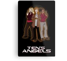 Ten's Angels Metal Print