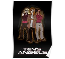 Ten's Angels Poster