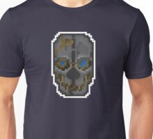 Pixel Corvo Attano's Mask - Dishonored Unisex T-Shirt