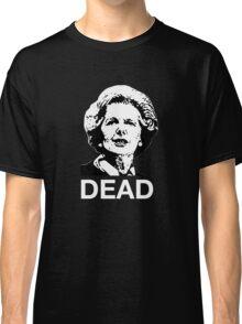 Dead (black or dark fabric) Classic T-Shirt