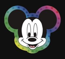 Mickey Mouse in color by Bubuka