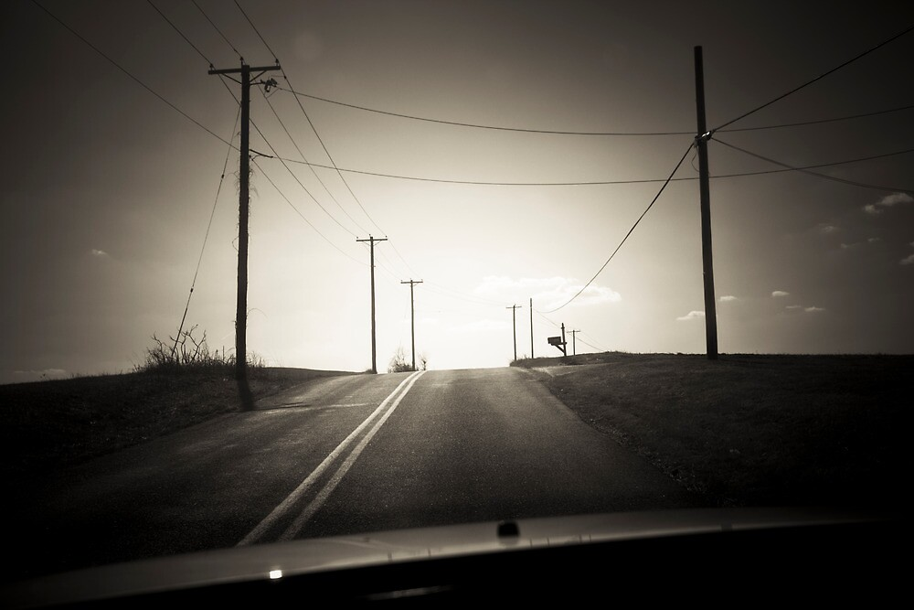 BNW : Drive Lines by Christopher Boscia