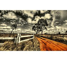 No Through Road... Photographic Print