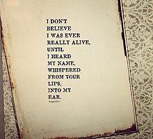 Truly Alive by agann
