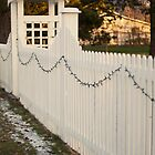 White Picket Fence by capturedbykt