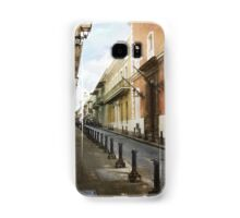 On the streets of San Juan Samsung Galaxy Case/Skin