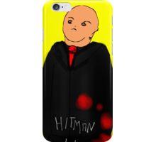 Hitman blood money iPhone Case/Skin