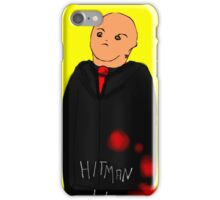Hitman blood money iPhone Case/Skin