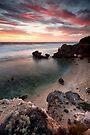 Over St. Pauls - St. Pauls Beach, Sorrento, Victoria, Australia by Sean Farrow