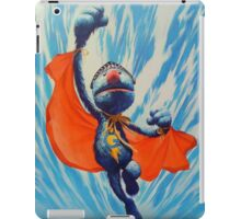 Super Grover 2 iPad Case/Skin