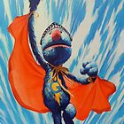 Super Grover 2 by paradoxwhirl