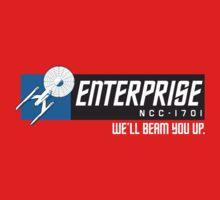 Enterprise-They'll Beam You Up by mannypdesign