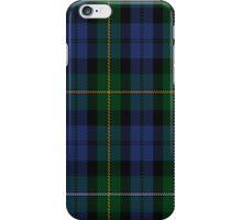 01887 Campbell of Loudoun Clan/Family Tartan Fabric Print Iphone Case iPhone Case/Skin