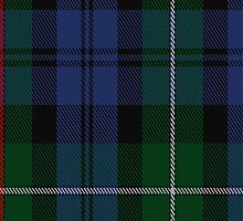 01889 Campbell Red Clan/Family Tartan Fabric Print Iphone Case by Detnecs2013