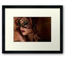 BIBA GIRL 4 Framed Print