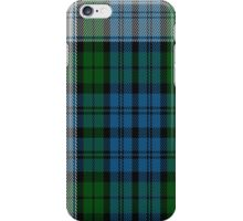 01897 Campbell, The 42nd Dress Military Tartan Fabric Print Iphone Case iPhone Case/Skin