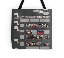 The Brony Infographic Tote Bag