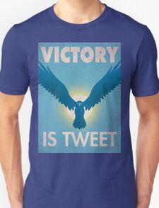 Victory Is Tweet! T-Shirt
